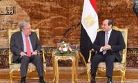 L'Egypte soutient le processus de réforme de l'ONU
