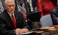 Venezuela: Pence demande à l'ONU de reconnaître Guaido comme président légitime