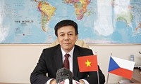 Un nouveau développement des relations Vietnam-République tchèque