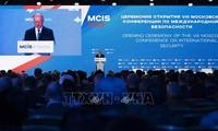 Le Vietnam à la conférence internationale sur la sécurité de Moscou