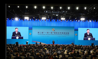 Ouverture du deuxième Forum «Ceinture et Route» à Pékin