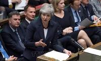 Theresa May espère que le Royaume-Uni sortira de l'UE avant le 31 octobre