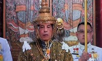 Thaïlande : le roi Maha Vajiralongkorn officiellement couronné