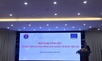 Conférence-bilan du programme d'assistance médicale européen au Vietnam