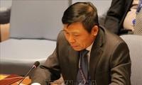 Le Vietnam appelle à intensifier la formation des Casques bleus de l'ONU
