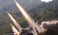 Pentagone: les projectiles tirés par la RPDC sont bien des missiles balistiques