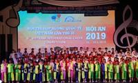 Le 6e concours international de chorale du Vietnam