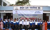 EVN inaugure son bureau à Truong Sa