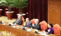 Ouverture du 10e plénum du comité central du Parti communiste vietnamien