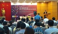 Colloque sur l'accord de partenariat économique global régional (RCEP)