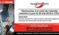 Explosion à Lyon : appel à témoins pour retrouver l'auteur de l'attentat