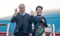 Nguyên Xuân Phuc termine sa visite en Norvège