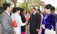 Le Premier ministre Nguyên Xuân Phuc entame sa visite en Suède