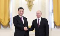 Chine - Russie : un partenariat de coordination stratégique global pour une nouvelle ère
