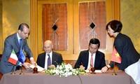 Éducation : Accord de coopération Italie-Vietnam