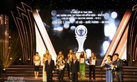 Hô Chi Minh-ville: remise des prix de la créativité 2019