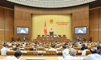 Assemblée nationale: débat sur le projet d'amendements de la loi boursière