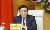 Le vice-Premier ministre Vuong Dinh Huê attendu au Myanmar et en République de Corée