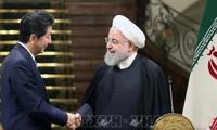 Attendu à Téhéran, le Premier ministre Japonais veut faire baisser la tension Iran-USA