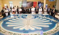 Activités de la vice-présidente Dang Thi Ngoc Thinh aux Émirats arabes unis
