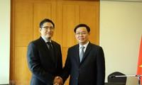Le gouvernement vietnamien aidera les entreprises sud-coréennes à élargir leurs investissements