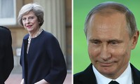 Poutine rencontrera Theresa May lors du G20 au Japon