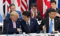 Sommet dans le sommet: rencontre décisive Trump-Xi samedi au G20
