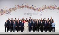 G20: Une déclaration commune et un accord sur le climat conclu à 19, sans les États-Unis