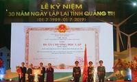 Province de Quang Tri : 30 ans de refondation