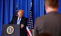 Séisme en Californie: «tout semble être sous contrôle», selon Trump