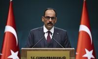 Kalin: «Les deux prochains sommets sur la Syrie se tiendront en Turquie»