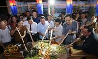 Ouverture du Festival culturel et gastronomique international de Nghê An