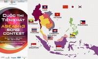 Concours de chant ASEAN+3: tout est prêt pour le Jour J