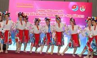 Clôture du premier forum des jeunes Vietnam-Russie 2019