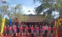 Le 5e festival international de la culture du brocart du Vietnam