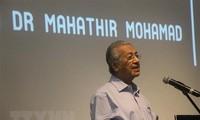 Le Premier ministre malaysien Mahathir Mohammad attendu au Vietnam