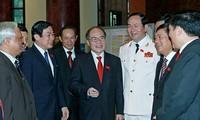Đổi mới hoạt động lập pháp của Quốc hội trong năm 2012