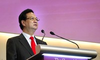 Thủ tướng phát biểu tại Shangri La12: Xây dựng lòng tin chiến lược vì hoà bình, hợp tác, thịnh vượng