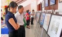 """Thái Nguyên triển lãm """"Hoàng Sa, Trường Sa của Việt Nam - Những bằng chứng lịch sử"""""""