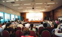 Hội thảo về triển khai thực hiện Quy hoạch chung xây dựng thủ đô Hà Nội