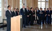 Báo chí châu Âu đánh giá cao chuyến thăm của Thủ tướng Nguyễn Tấn Dũng