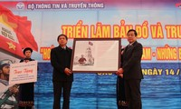 """Triển lãm """"Hoàng Sa, Trường Sa - Những bằng chứng lịch sử và pháp lý"""" tại Cao Bằng"""