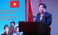 Kỷ niệm 70 năm ngày thành lập quân đội nhân dân Việt Nam ở Nga, Hàn Quốc