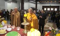 Đại lễ Thượng nguyên Phật lịch 2558 tại chùa Nhân Hòa Warszawa, Ba Lan