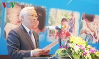 Nâng cao vai trò của Quốc hội trong việc đảm bảo quyền trẻ em và vấn đề dinh dưỡng để phát triển