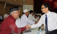 Phát huy vai trò của tôn giáo trong thực hiện nếp sống văn hóa, văn minh