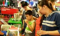 Khai mạc Hội chợ Hàng Việt Nam chất lượng cao tại Thành phố Hồ Chí Minh