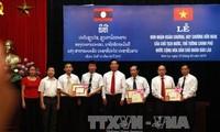 Sơn La: 6 tập thể được tặng Huân chương, Huy chương Hữu nghị của Nhà nước CHDCND Lào