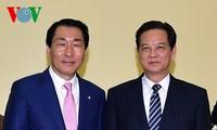 Việt Nam và Hàn Quốc đẩy mạnh hợp tác song phương