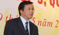 Quốc hội thảo luận dự thảo một số dự án Luật